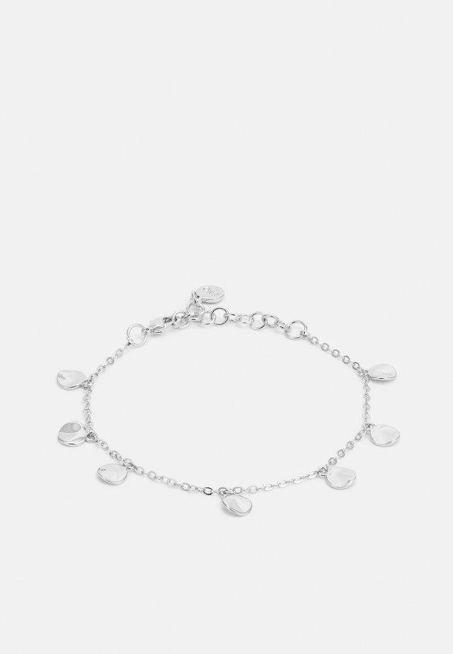 JAIN CHARM BRACE PLAIN - Pulsera - silver-coloured