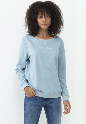 Sweater - sky blue