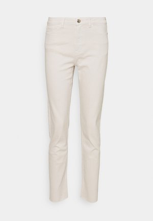 ONLEMILY LIFE  - Trousers - ecru