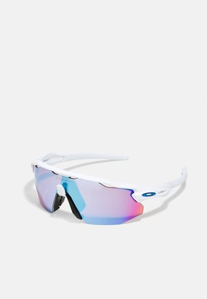RADAR ADVANCER UNISEX - Sportbrille - polished white
