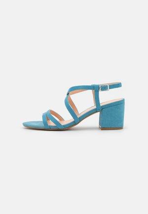 WIDE FIT - Sandaler - blue