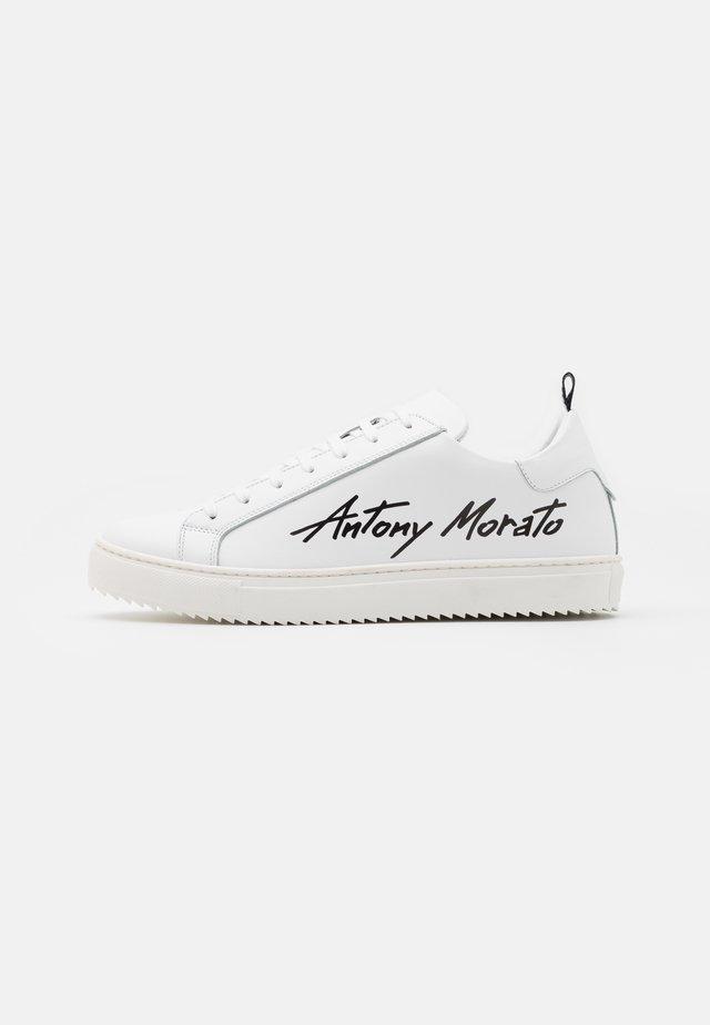 SCREEN - Sneakers laag - white