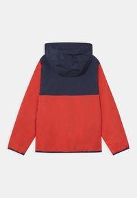 Timberland - HOODED - Lehká bunda - red - 2