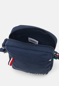 Tommy Jeans - TJM CAMPUS  REPORTER - Across body bag - blue - 2