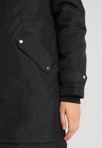 Vero Moda - VMTRACK EXPEDITION - Winter coat - black - 8