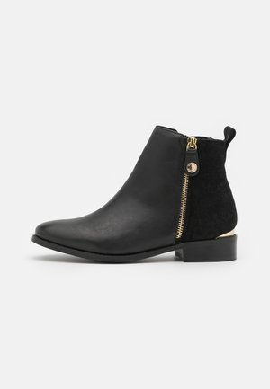 ACCEPT - Classic ankle boots - black