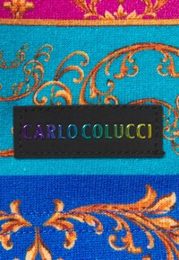 Carlo Colucci - COLOURS UNISEX - Shorts - blue - 5