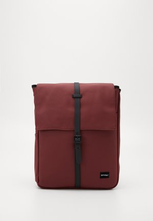 MANHATTAN - Mochila - burgundy