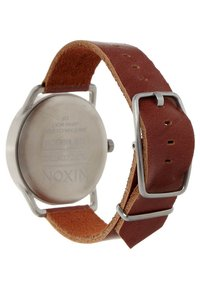 Nixon - MELLOR - Klocka - black/saddle - 1