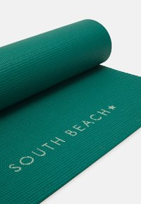South Beach - MAT WITH POWER SLOGAN - Fitness/yoga - green/mint - 3