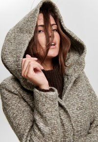 ONLY - ONLSEDONA COAT - Cappotto corto - taupe grey - 3