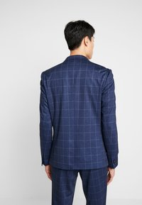 Lindbergh - CHECKED SUIT - Completo - blue - 3