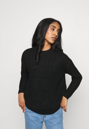 VMPRESLEYALPINE - Jumper - black