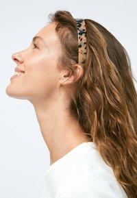 OYSHO - Headscarf - beige - 2