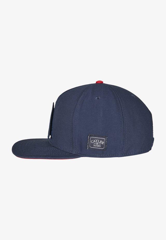 Cappellino - navy