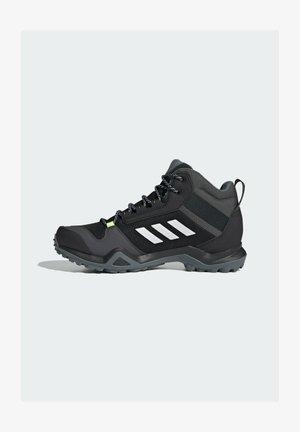 TERREX AX3 MID GORE-TEX HIKING SHOES - Zapatillas de senderismo - black