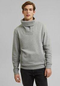 Esprit - Sweatshirt - medium grey - 0