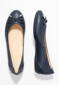 Geox - CHARLENE - Ballet pumps - navy - 3
