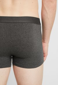 Jack & Jones - JACBASIC PLAIN TRUNKS 8 PACK - Boxerky - black/navy blazer - 2