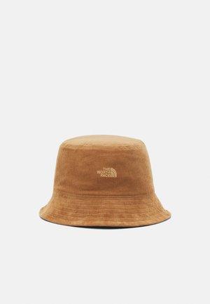 REVERSIBLE BUCKET HAT UTILITY UNISEX - Hatt - utility brown