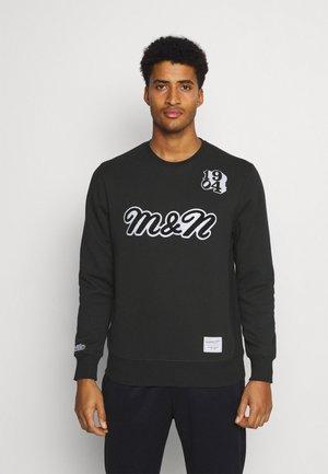 OWN BRAND STUDY HALL CREW - Sweatshirt - black