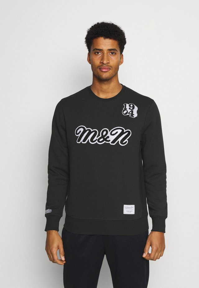 OWN BRAND STUDY HALL CREW - Sweater - black