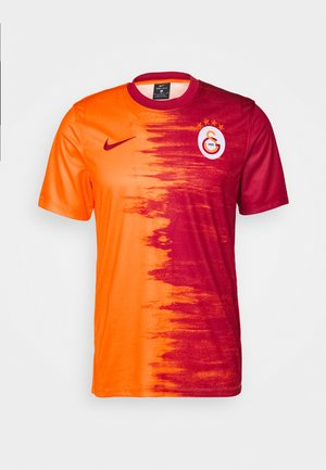 GALATASARAY ISTANBUL HOME - Club wear - vivid orange/pepper red