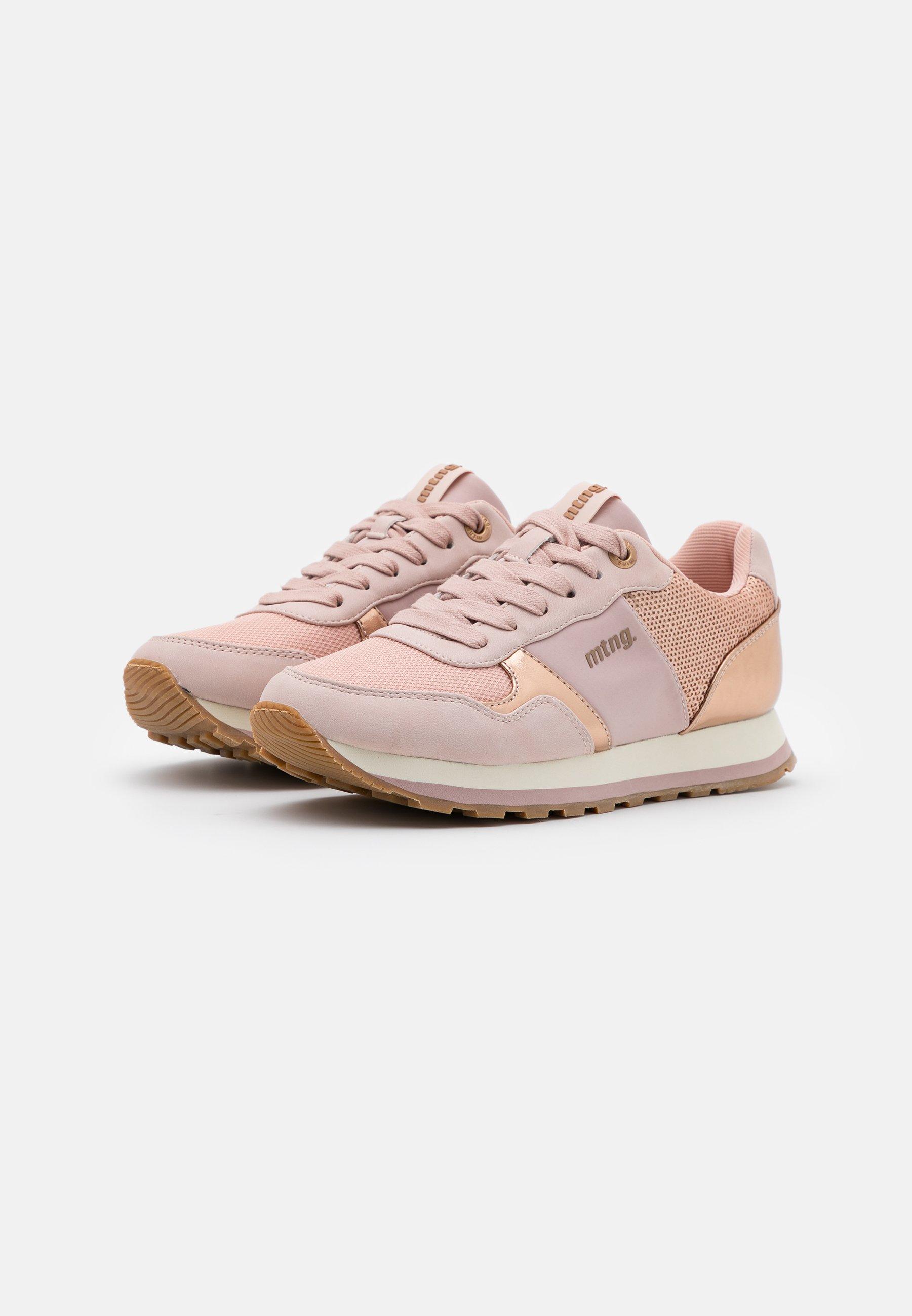mtng CORE Sneaker low nude/roségoldfarben