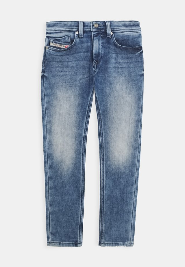 SLEENKER-J JJJ-N PAN - Jeans slim fit - blue denim