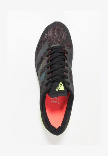 ADIZERO ADIOS  - Competition running shoes - core black/signal green
