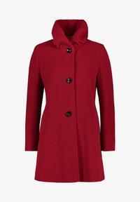 Gil Bret - MIT STEHKRAGEN - Short coat - dark red - 3