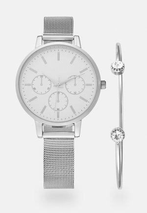 SET - Watch - silver-coloured