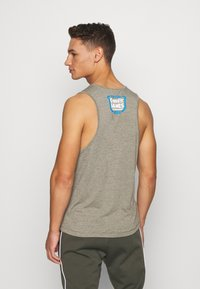 Reebok - TANK GAMES - Top - green - 2