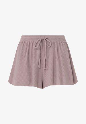 COMFORT - Pyjama bottoms - mauve