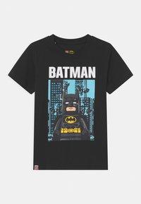 LEGO Wear - Print T-shirt - black - 0