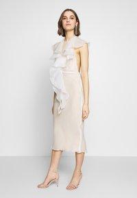 LEXI - WINNIE DRESS - Occasion wear - white - 1