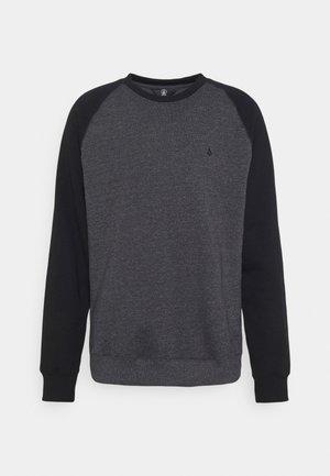 HOMAK CREW - Sweatshirt - heather grey