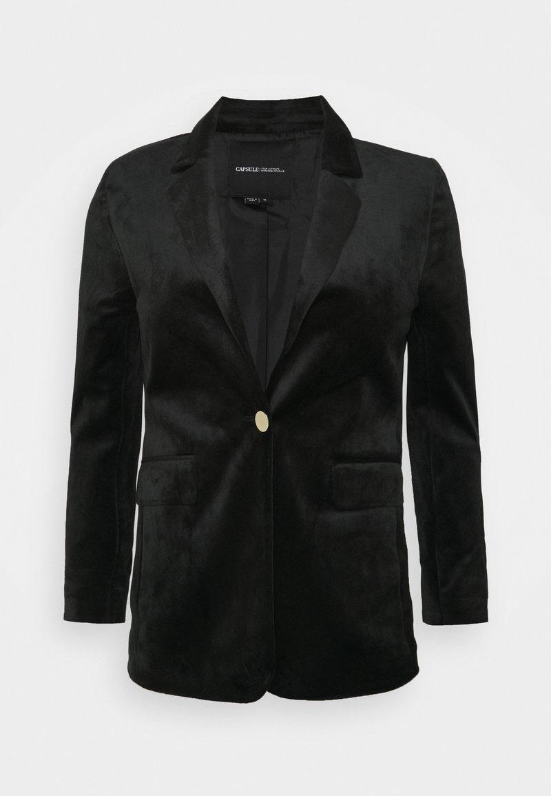 CAPSULE by Simply Be - Blazer - black