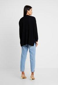 Cotton On - ARCHY CARDIGAN - Cardigan - black - 2