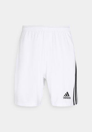 SQUADRA 21 - Sports shorts - white/black