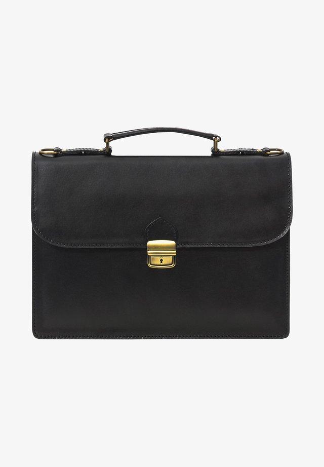 NEIL - Briefcase - schwarz