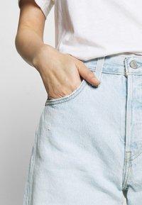 Levi's® - 501® MID THIGH SHORT - Denim shorts - luxor focus - 3