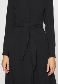 Lauren Ralph Lauren - TRIPLE GEORGETTE DRESS - Day dress - polo black - 5