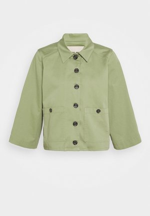 PHOENIX COLE JACKET - Summer jacket - oil green