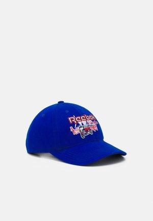 TRAVEL UNISEX - Cap - blue