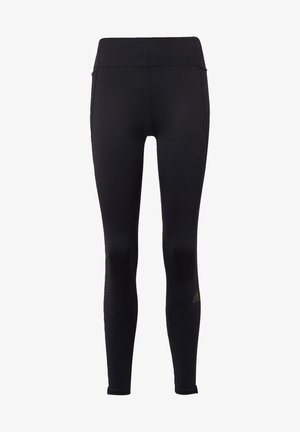 HOW WE DO LONG LEGGINGS - Medias - black