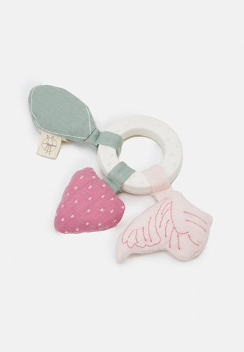TEETHER RING BUTTERFLY UNISEX - Teether - multicoloured