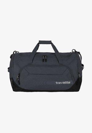 Weekend bag - dark anthracite