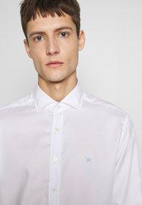 Hackett London - ROYAL OXCONTRAST - Košile - white - 4