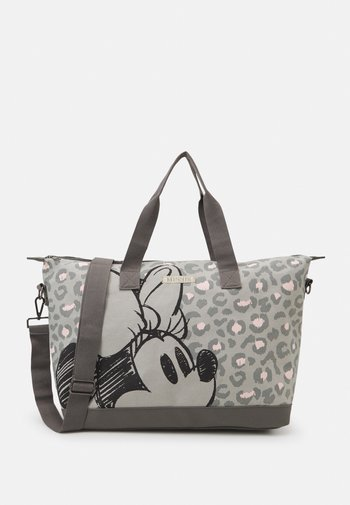 MINNIE MOUSE MOVE WITH LOVE - Shopping bag - grey